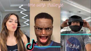 Time Warp Effect Challenge | TikTok Compilation