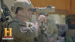 Sniper's KIMS Test | Presented by 5.11 Tactical | History