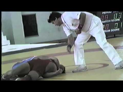1988 Espoir World Cup: 52 kg Sean Sebastian (CAN) vs. Hideo Sasayama (JPN)