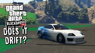 Welcome back to another episode in our Does it Drift video series. ...