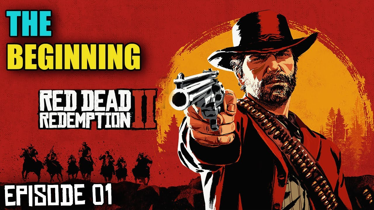 OUTLAWS FROM THE WEST | RED DEAD REDEMPTION 2 MALAYALAM GAMEPLAY #1
