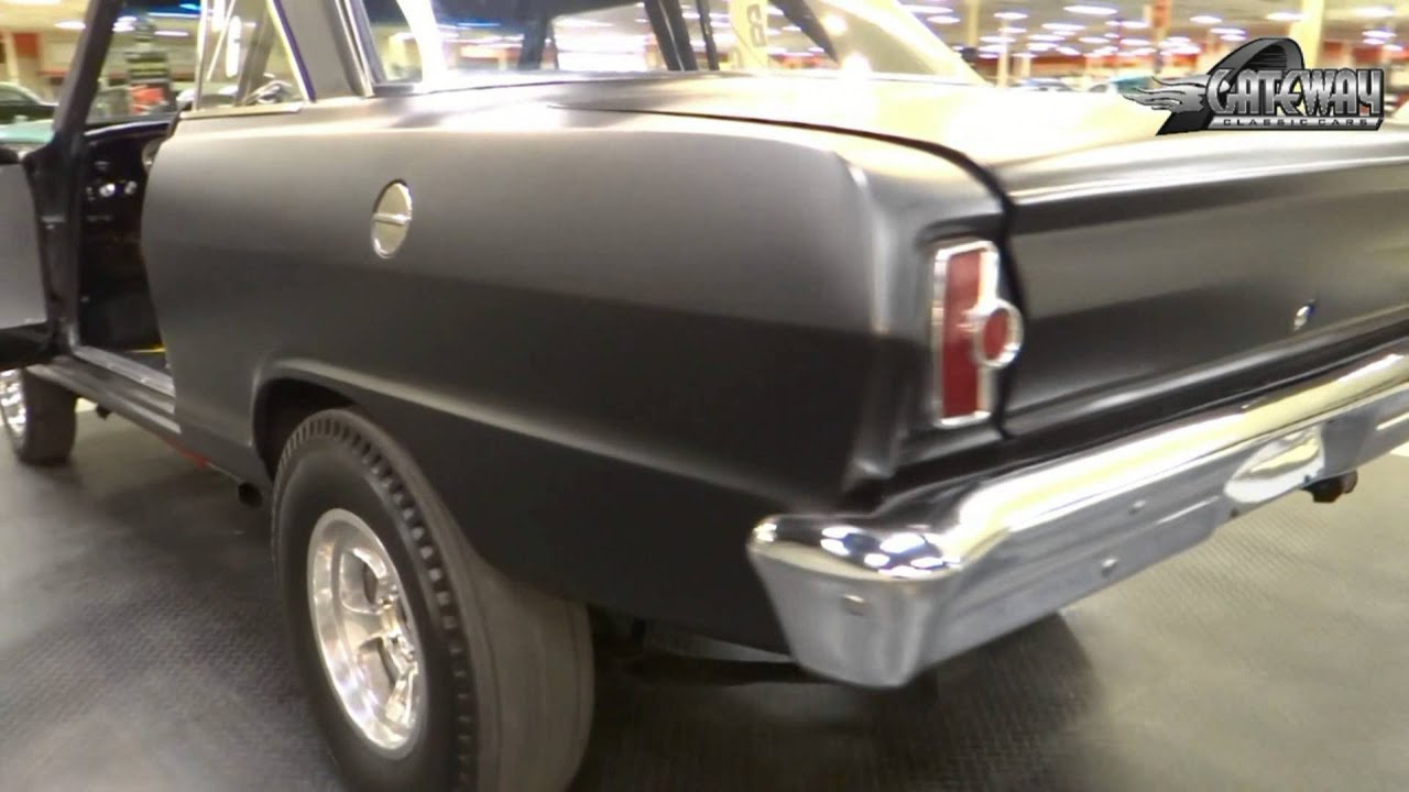 1962 Chevrolet Nova Gasser - Stock #5779 - Gateway Classic Cars St  Louis