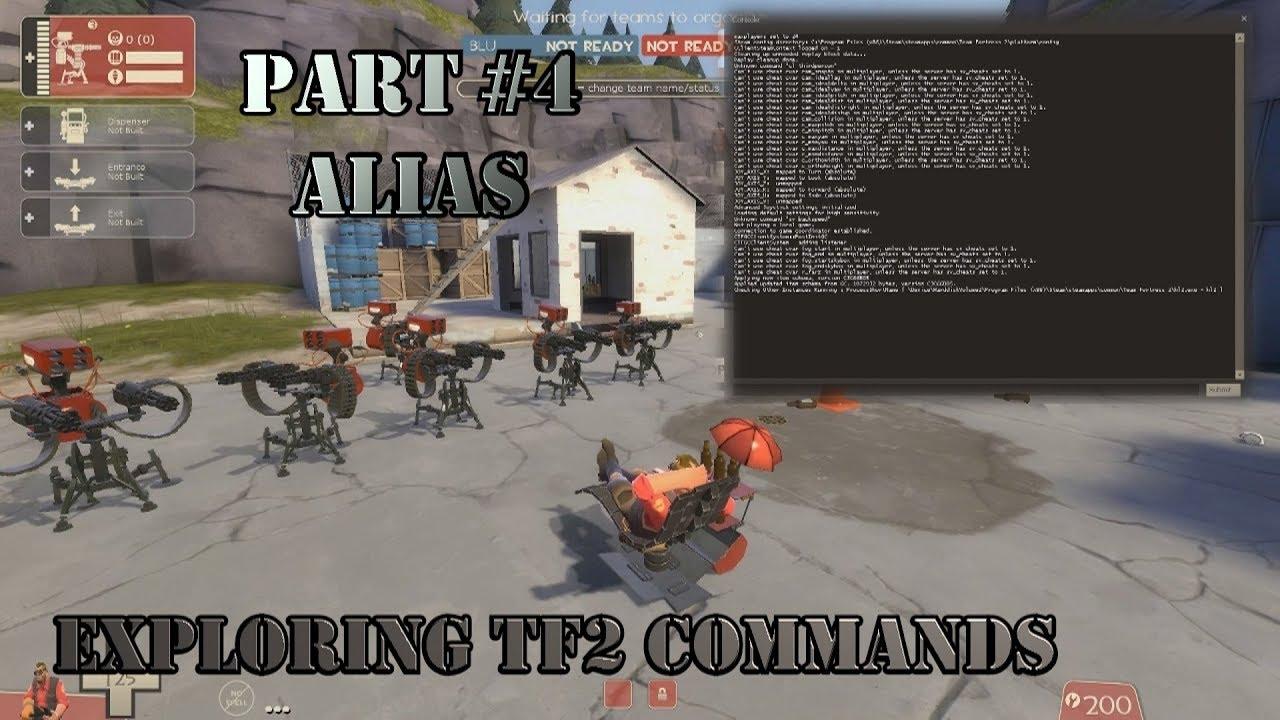 Exploring TF2 Commands | Part #4 [ALIAS]