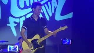 Sheila On 7 - Lapang Dada (LIVE) at mafest2015