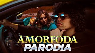 Bad Bunny - Amorfoda | Video Oficial (PARODIA)