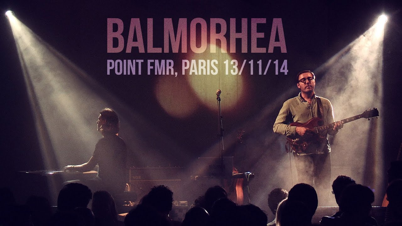 Balmorhea Live At Le Point Fmr Youtube