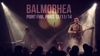 Balmorhea live at Le Point FMR