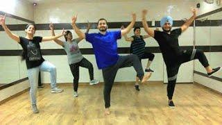 LADEN 🔫 Jassi Gill | Choreography By ANKUSH | Bhangra 2016