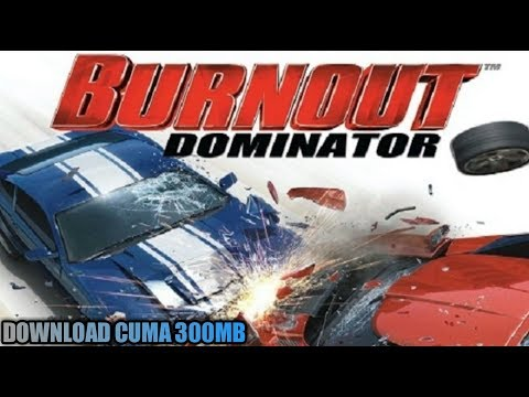 Cara Download Game Burnout Dominator PPSSPP Android
