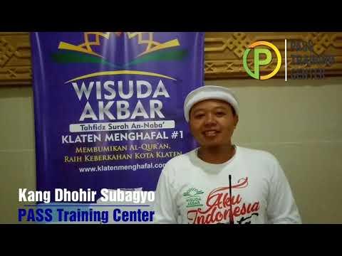 Ucapan Selamat Untuk Wisuda Akbar Arroyan - Kang Dhohir Subagyo