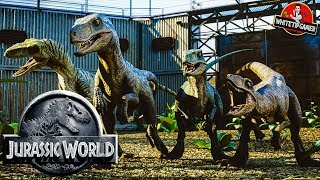 What Was InGen's Plans For Project IBRIS? Jurassic World Theory Video