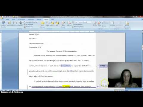 Removing Track Changes & Comments in Microsoft Word
