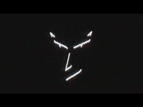 Virus.DOS.Possessed (mild flashing lights warning)