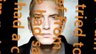 Like Toy Soldiers by Eminem lyrics [Clean Version]