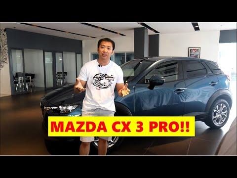 I Review the 2020 Mazda CX 3!!