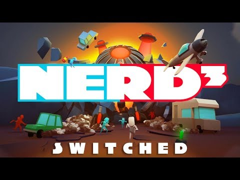 Mugsters - Nerd³ Switched