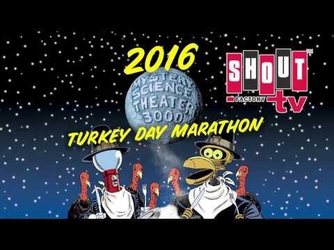 MST3K Turkey Day 2016 Marathon Promo