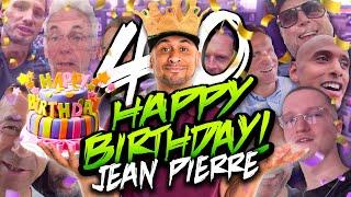 JP Performance - Happy Birthday Jean Pierre Kraemer