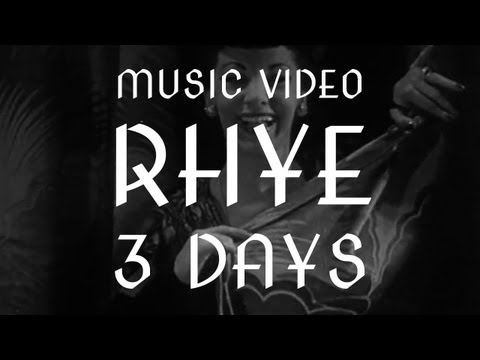"""Rhye - """"3 Days"""" (Official Music Video)"""