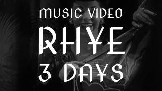 "Rhye - ""3 Days"" (Official Music Video)"