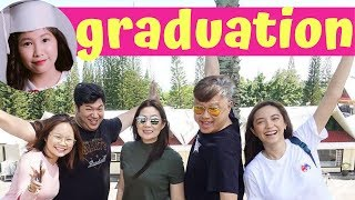 Gambar cover Happy Graduation 2019 (pero si PAPA and Bida 🤣) | Crisha Uy