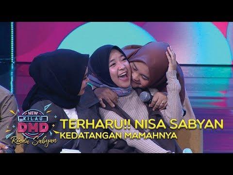 TERHARU!! Nisa Sabyan Kedatangan Mamahnya Di DMD - DMD Rindu Sabyan (20/11)
