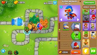 Gambar cover Bloons TD 6 - Monkey Meadow - Impoppable - No Monkey Knowledge, Continues and Powers (7.0 patch)
