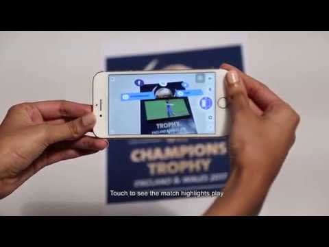 Champion Trophy - SMACAR AR Entertainment Sports Video