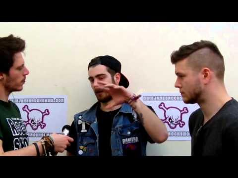 The Catharsis Interview - Takedown Festival 2014