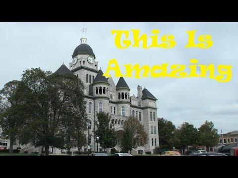 Carthage Missouri A Quaint Historic Town - Part Time RV
