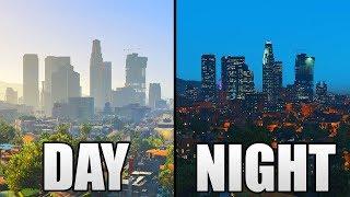 Is Night Longer Than Day In GTA 5 Online?