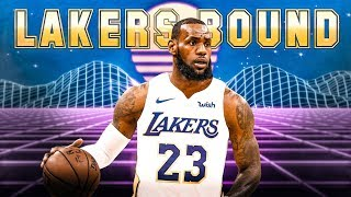 LeBron James - Lakers Bound - 2018 Highlights - Part 2 of 2