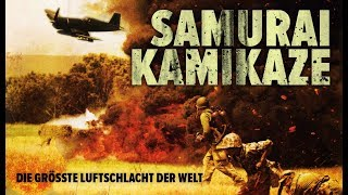 Samurai Kamikaze (Kriegsfilm in ganzer Länge, auf Deutsch)