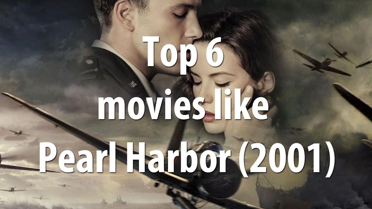 Top 6 Movies Like Pearl Harbor 2001 Youtube