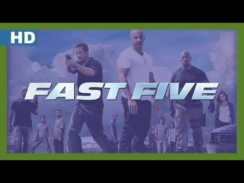 Fast Five trailers
