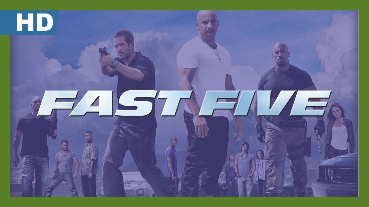 fast five Cool racing game based on the movie fast & furious 5 learn to drive and beat your opponents in stunning and risky careers.