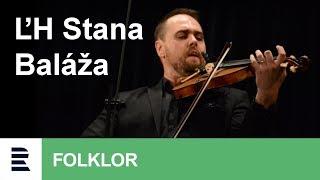 Ľudová hudba Stana Baláža