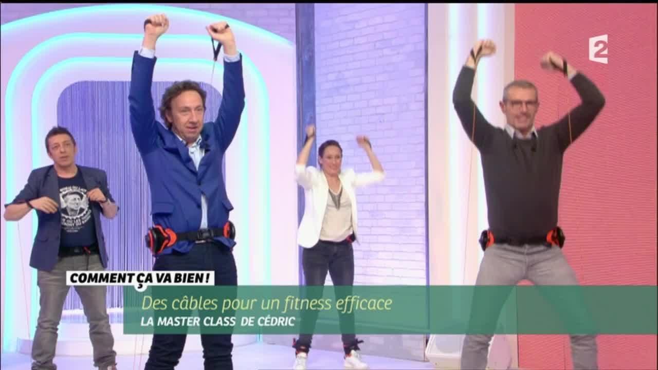 Sport Des Câbles Pour Un Fitness Efficace Ccvb Youtube