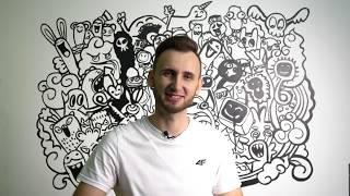 Custom Doodle Style ściany *PROSTE*