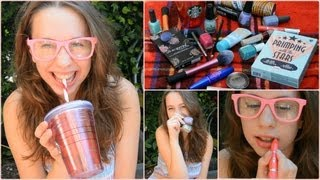 High-End and Drugstore Makeup Haul 2013 Thumbnail