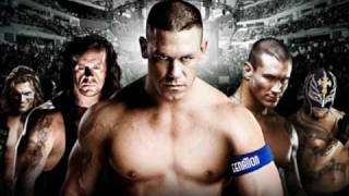 wwe smackdown vs raw 2010 soundtrack official theme song skillet monster