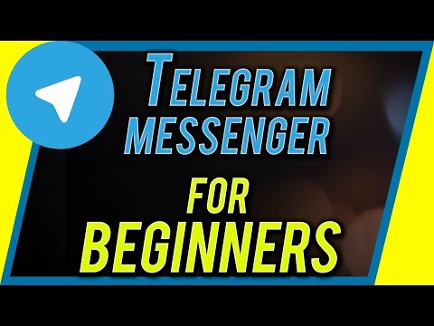 How to use Telegram