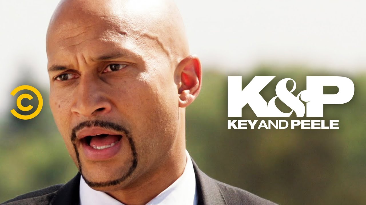 Be My Brother - Key & Peele