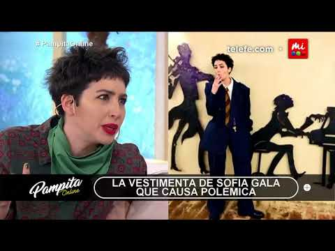 "Sofia Gala: ""La ropa de mujer me incomoda"" - Pampita Online"