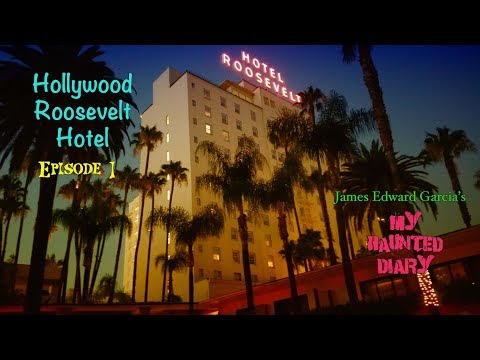 Roosevelt Hotel Abandoned Footage Paranormal Investigations P1 My Haunted Diary