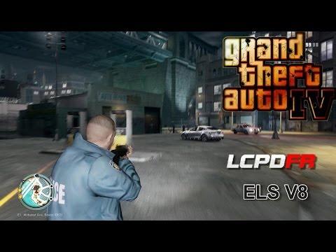 GTA IV - LCPDFR - 1.0C - EPiSODE 37 - NYPD BAIT CAR - PARKING LOT