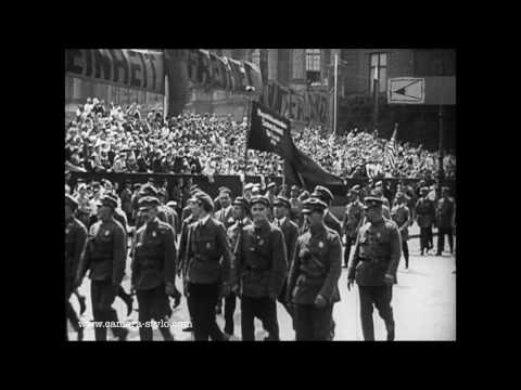 Weimar Germany in the 1920's