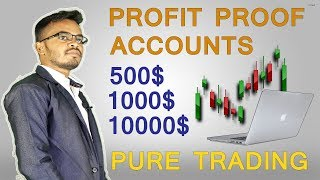 Forex Trading Earning Proof ! Hindi MUST WATCH