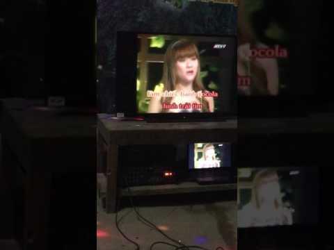 Thanh socola ghép đôi phiên bản karaoke