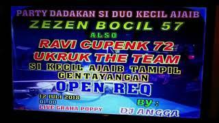 Download lagu DJ ANGGA GRAHA POPPY PARTY DADAKAN SI DUO KECIL AJAIB ZEZEN BOCIL 57 MP3